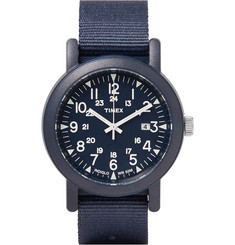 Timex Archive Camper Resin and Grosgrain Watch