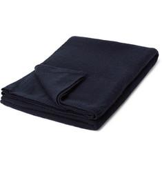 - Cashmere Travel Blanket