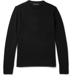 rag & bone Nathan Slim-Fit Wool and Cashmere-Blend Sweater
