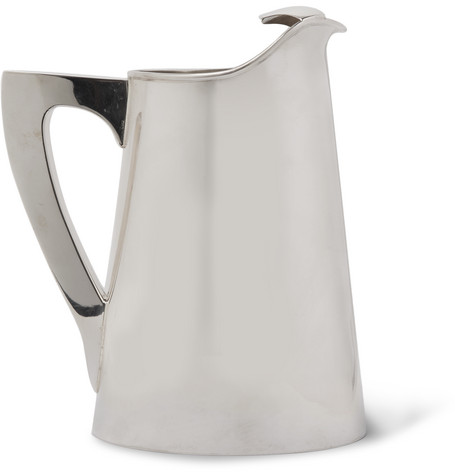 Foundwell Vintage 1950S BALDWIN & MILLER STERLING SILVER PITCHER