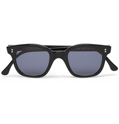 Cutler and Gross - 1998 Ltd Vintage D-Frame Acetate Sunglasses