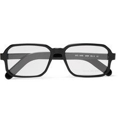Cutler and Gross - 1999 Ltd Vintage Square-Frame Acetate Optical Glasses