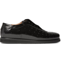 McCaffrey Perforated Leather Shoes