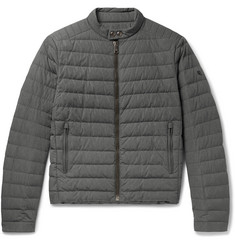 Ralph Lauren Purple Label Lawton Quilted Shell Down Jacket