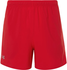 "Under Armour - Qualifier 5"" Shell Tennis Shorts"