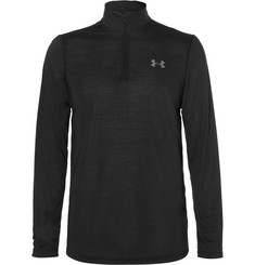 Under Armour Threadborne HeatGear Half-Zip Top