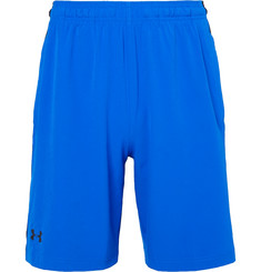 Under Armour - SuperVent Stretch-Jersey Shorts