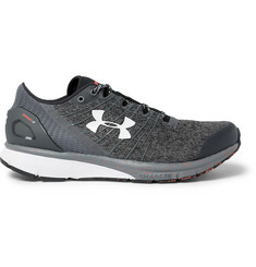 Under Armour - Charged Bandit 2.0 Rubber-Trimmed Mesh Running Sneakers