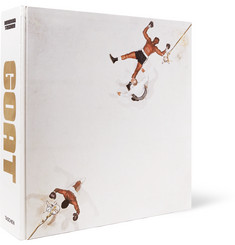 Taschen GOAT: A Tribute to Muhammad Ali Hardcover Book