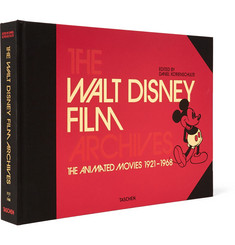 Taschen The Walt Disney Film Archives: The Animated Movies 1921-1968 Hardcover Book