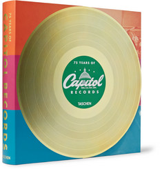 Taschen - 75 Years of Capitol Records Hardcover Book