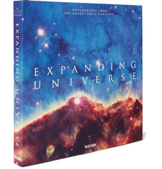 Taschen Expanding The Universe: Photographs From The Hubble Telescope Hardcover Book