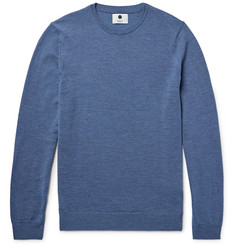 NN07 Charles Mélange Wool Sweater