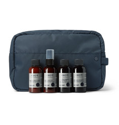NN07 - + L:A Bruket Travel Set and Wash Bag