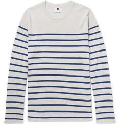 NN07 Striped Merino Wool Sweater