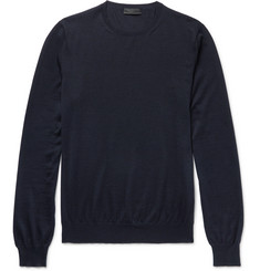 Prada Cashmere and Silk-Blend Sweater