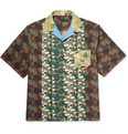 Prada - Camp-Collar Printed Cotton Shirt