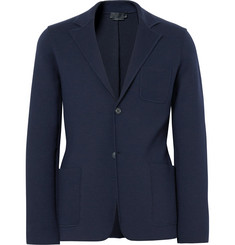 Prada Slim-Fit Double-Faced Wool and Cotton Cardigan