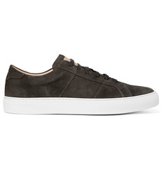 Greats The Royale Suede Sneakers