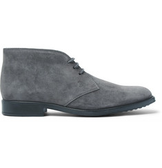 Tod's Suede Chukka Boots