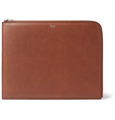 Mulberry - Full-Grain Leather Pouch