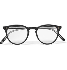 Garrett Leight California Optical Milwood 46 Acetate Optical Glasses