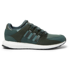 adidas Originals EQT Support Ultra Rubber, Suede and Mesh Sneakers
