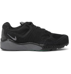 Nike Air Zoom Talaria Mesh and Faux Suede Sneakers