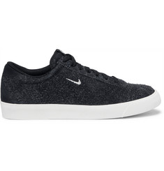 Nike Match Classic Brushed-Suede Sneakers