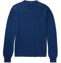 Rubinacci Slim-Fit Cashmere Sweater