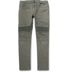 Belstaff - Eastham Slim-Fit Denim Biker Jeans