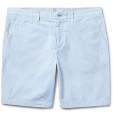 Burberry Cotton-Twill Chino Shorts