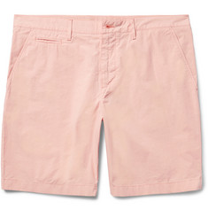 Burberry Cotton Chino Shorts