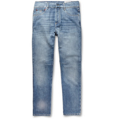 Brunello Cucinelli Faded Denim Jeans