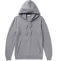 Lacoste - Knitted Cotton Hoodie