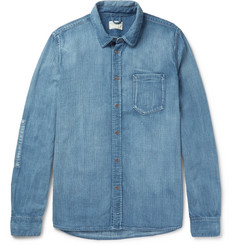 Nudie Jeans Henry Slim-Fit Organic Denim Shirt