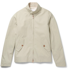 Private White V.C. Cotton-Ventile Harrington Jacket