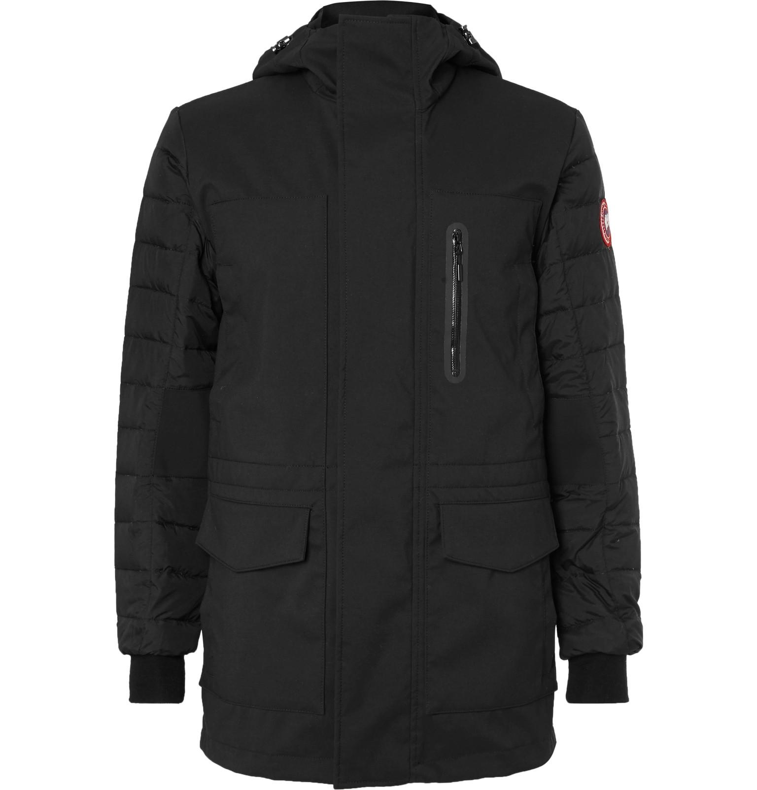 veste canada goose black edition