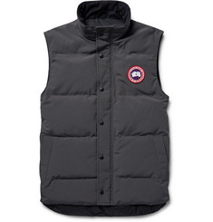 Canada Goose Garson Quilted Shell Down Gilet