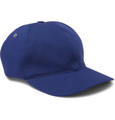 A.P.C. Louis Stretch-Cotton Twill Baseball Cap