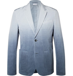 Jil Sander Slim-Fit Garment-Dyed Woven Blazer