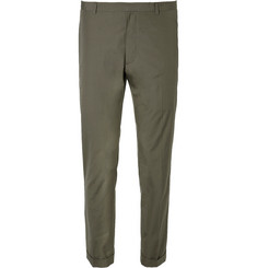 Jil Sander Slim-Fit Cotton Trousers