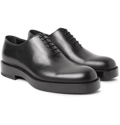 Jil Sander - Whole-Cut Polished-Leather Oxford Shoes