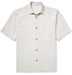 Dries Van Noten Striped Cotton Shirt