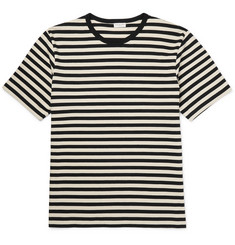 Dries Van Noten Hunt Slim-Fit Striped Cotton-Jersey T-Shirt
