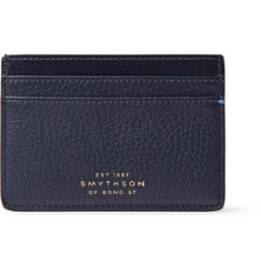 Smythson Burlington Full-Grain Leather Cardholder