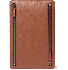 Smythson - Burlington Full-Grain Leather Currency Case