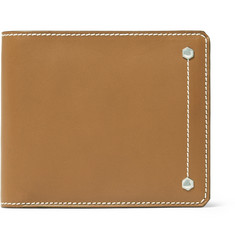 Connolly Hex Leather Billfold Wallet
