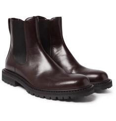 Dries Van Noten - Polished-Leather Chelsea Boots