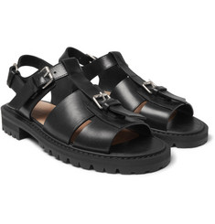 Dries Van Noten - Leather Sandals